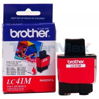 BROTHER MFC 210C INK MAGENTA